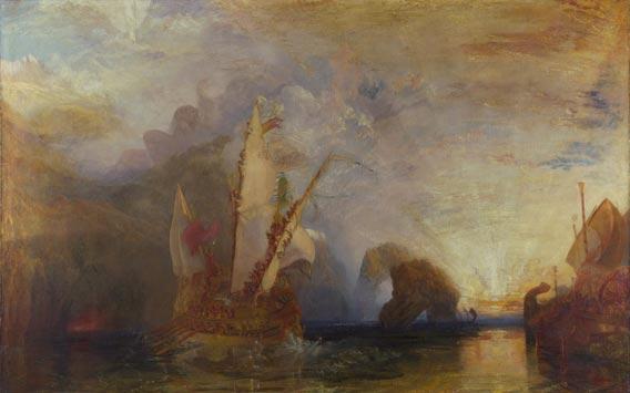 Turner - Ulyssess Deriding Polyphemus